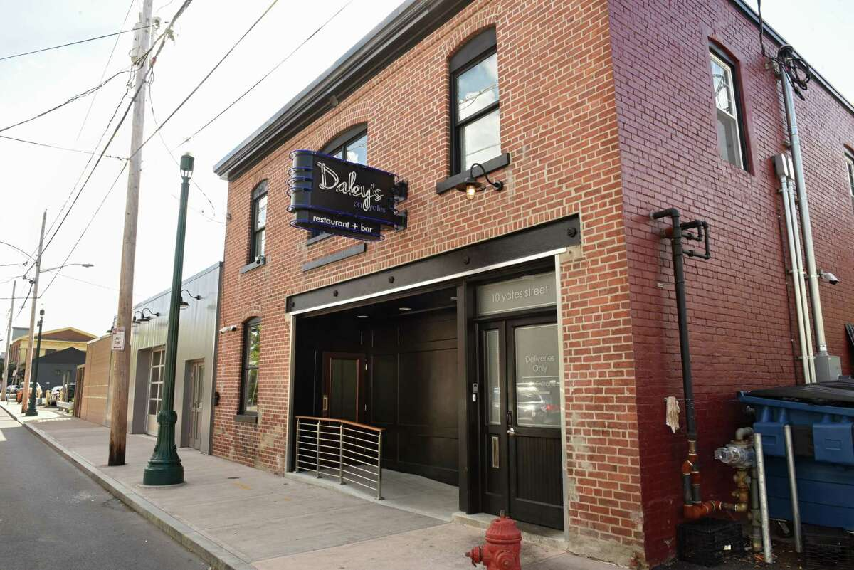 Daley's on Yates, 10 Yates St., Schenectady. 518-901-0174, daleysonyates.com. 4 to 9:30 p.m. Wednesday to Saturday, closed Sunday to Tuesday. $$-$$$.