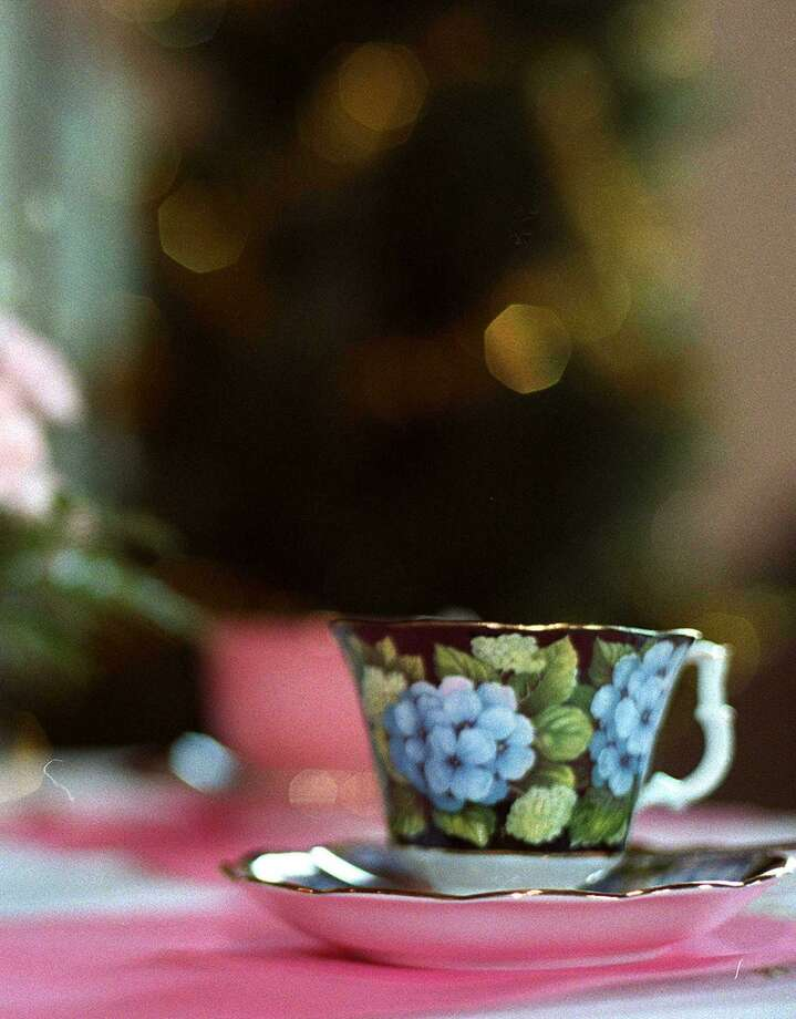 The Monroe Historical Society will host a Victorian tea and dessert at 2 p.m. Sept. 14, 2019 at the historical society's meeting house on the corner of East Village and Barn Hill. Photo: File Photo\Stephanie Kouloganis / File Photo / The News-Times File Photo