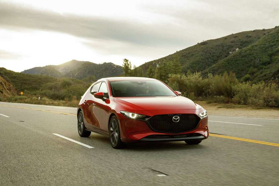 2019 Mazda3 features refined new design. Photo: Mazda Pressroom / Contributed Photo / ALL RIGHTS RESERVED JAMESHALFACRE.COM