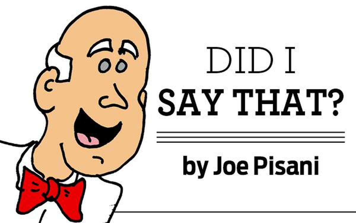 Joe Pisani makes a confession about how he bought his new car.