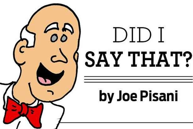Joe Pisani