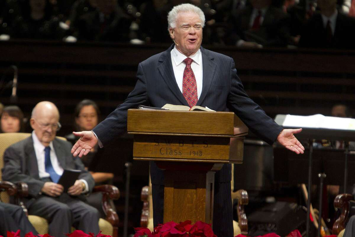 Paige Patterson on December 1, 2011. A woman who said she was threatened and humiliated after reporting multiple rapes to Patterson, has filed a lawsuit against the former Southern Baptist Convention president. (Joyce Marshall/Fort Worth Star-Telegram/TNS)
