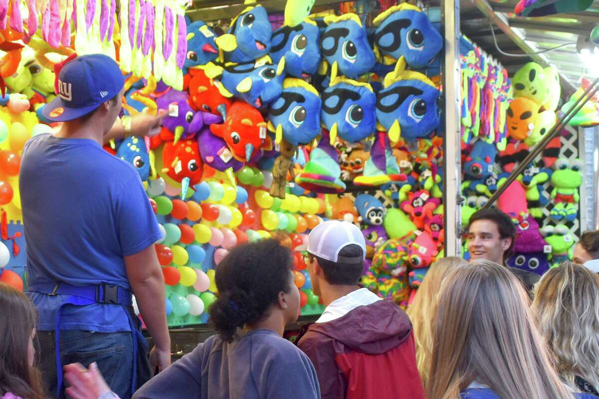 A cool and wet weekend didn't slow the flow of visitors to the Bethlehem Fairgrounds in 2018. This year the fair will be open Sept. 6-8.