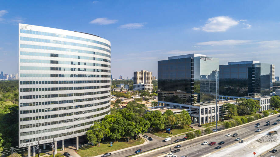 Park Towers along the West Loop at Post Oak. Photo: Courtesy Of Regent Properties