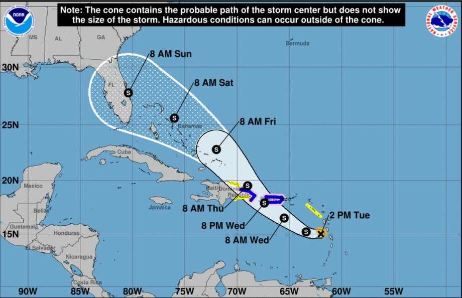 Photo: National Hurricane Center