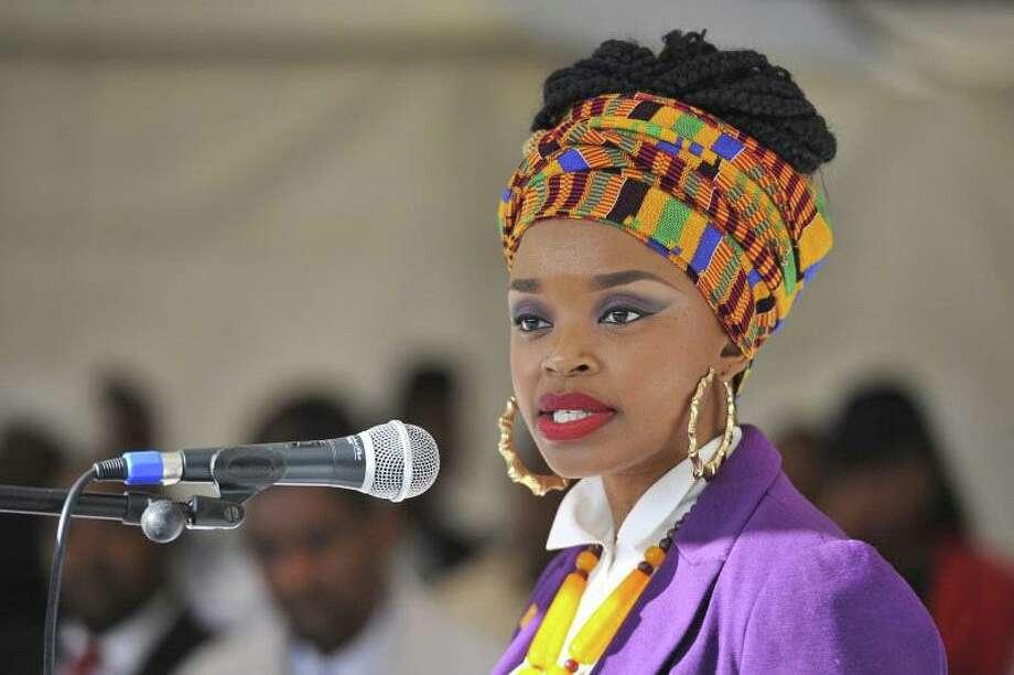 Zoleka Mandela was recently named a GACCF ambassador. Photo: Contributed Photo