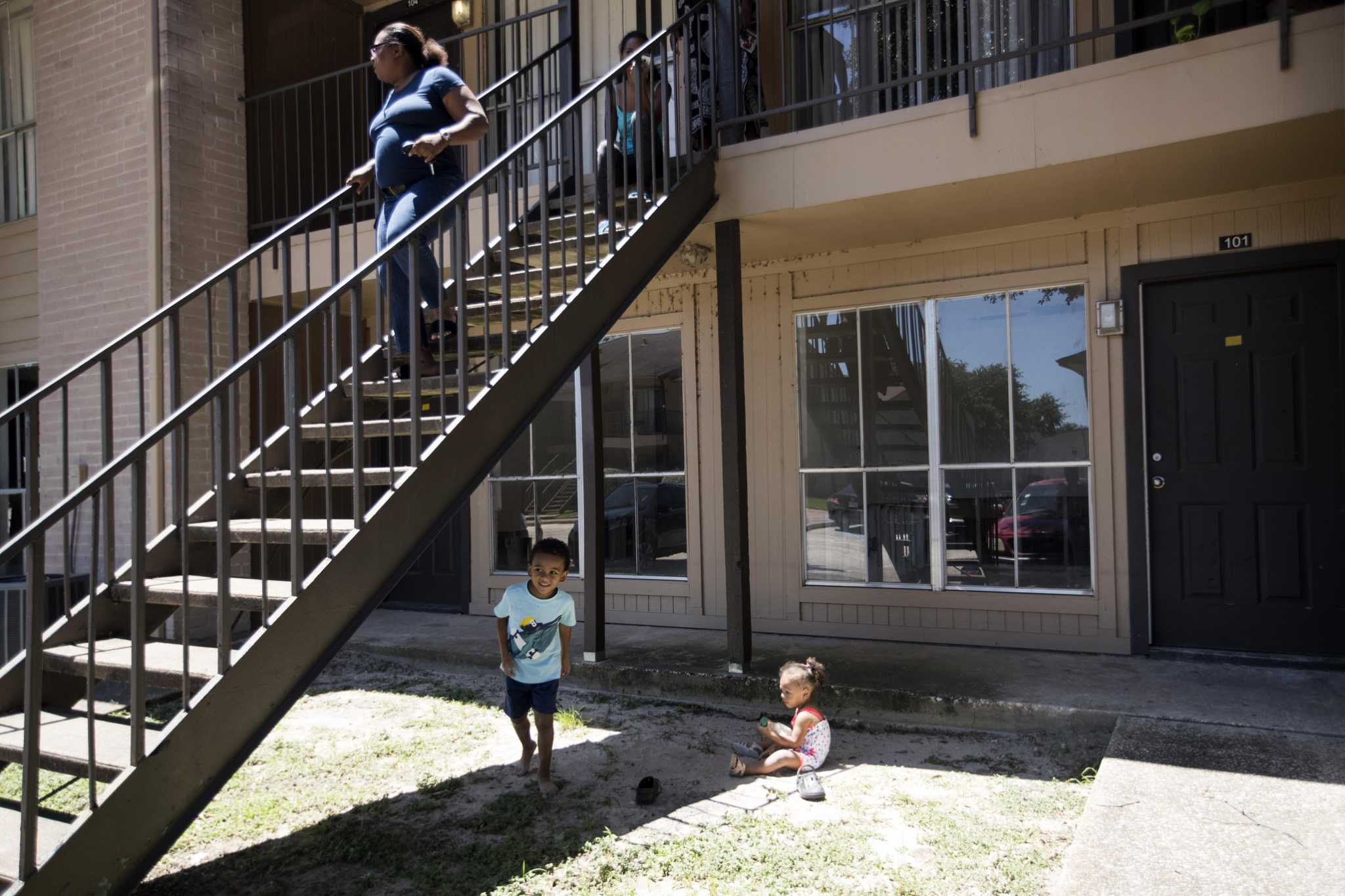 Study: HUD-subsidized, privately owned apartments in Houston are segregated