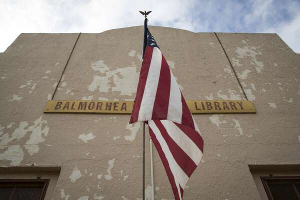 Balmorhea Public Library is run independently from the city.