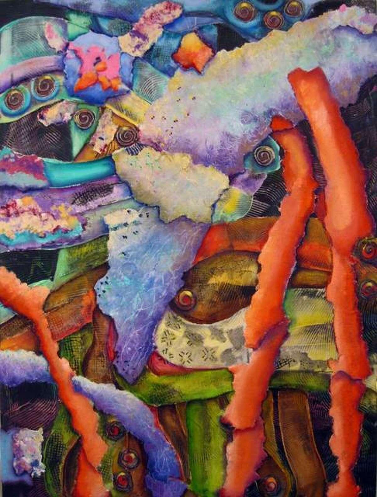 Surfaces SVIIII by Dion Dion, 48