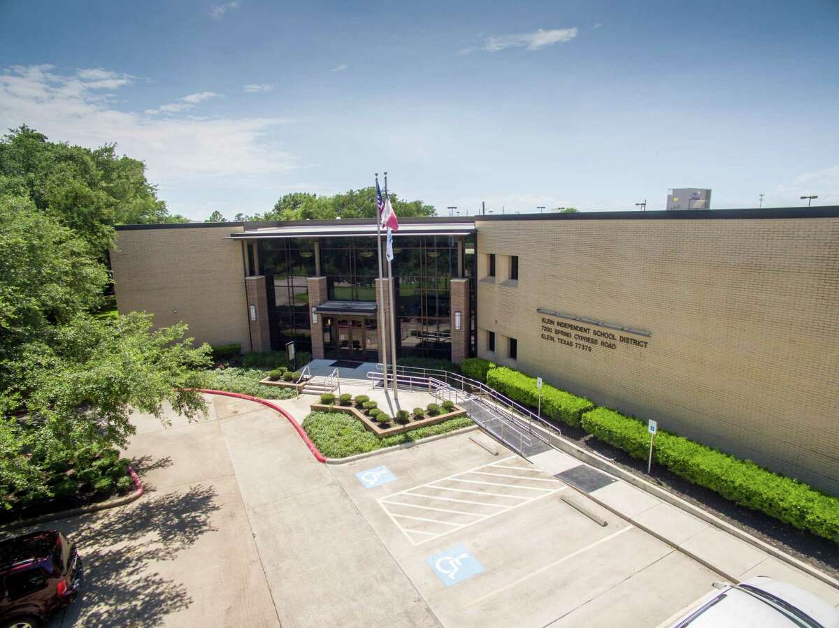 The Klein Independent School District holds regular school board meetings in the Klein ISD Central Office on Spring Cypress Road.