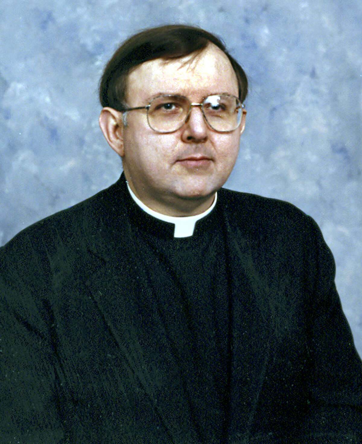 Undated hand out photo of Father John Minkler.