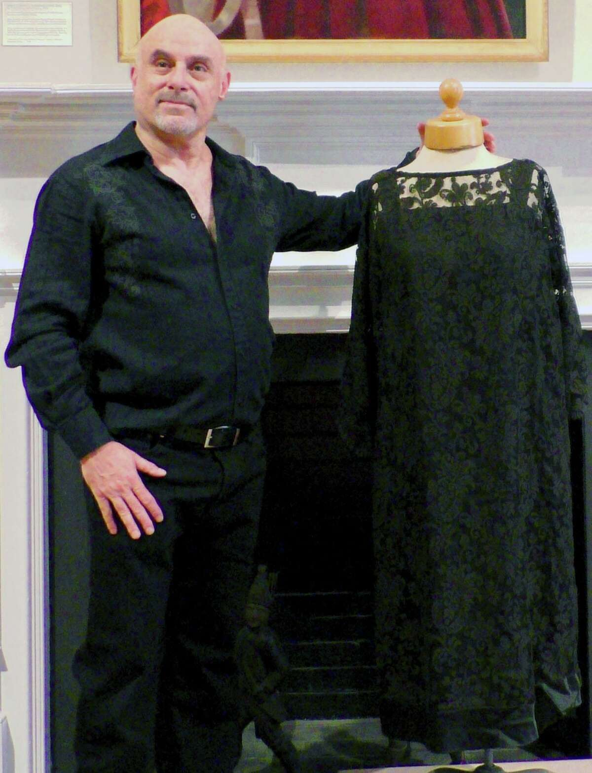Local author Ron Suresha, above, will offer a Sept. 26 talk on the Cat Woman of Gaylordsville and her Victorian murder scandal to coincide with the opening of the New Milford Historical Society & Museum's
