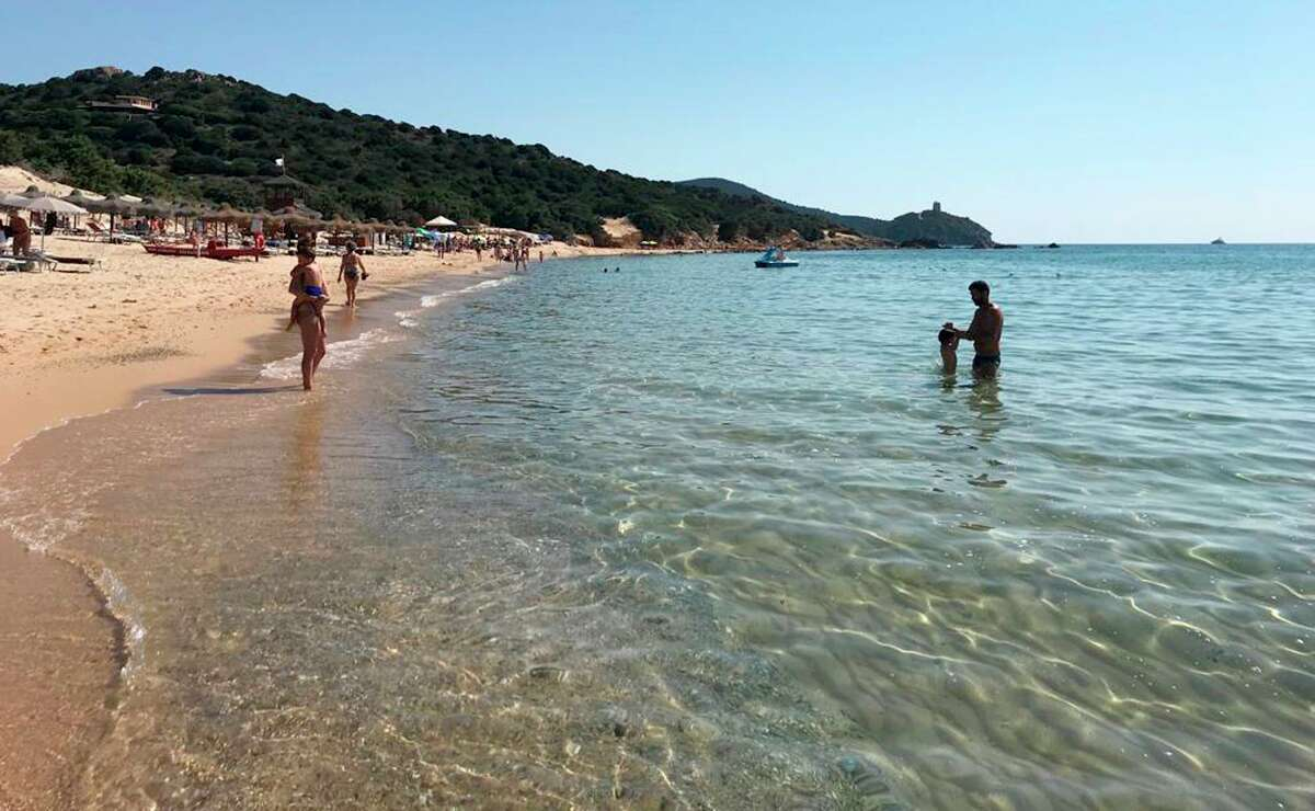 Sardinia, Italy Destination: Sardinia, Italy Cost: $2.822 Departure Date: Jan. 2 Type: round trip, two stops Airline: American Airlines, Alitalia Here's why you should visit: This one will cost you but getting to see of some of the most stunning views of Italian beaches will be worth it.
