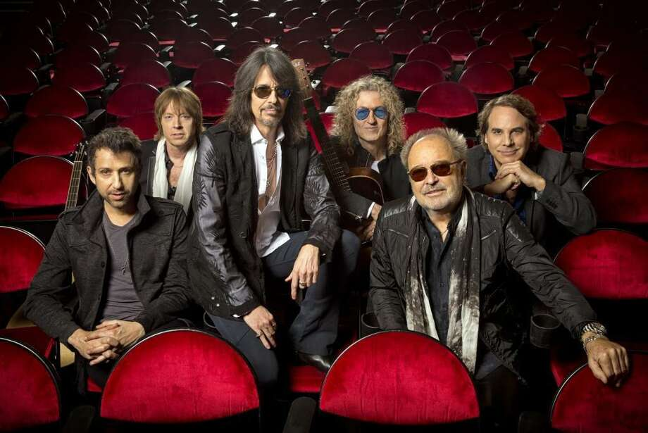 The Big E in West Springfield is offering a wide variety of live music entertainment during this year's fair, Sept. 13-29. Foreigner plays the exposition on Sept. 29. Photo: Foreigner / Contributed Photo