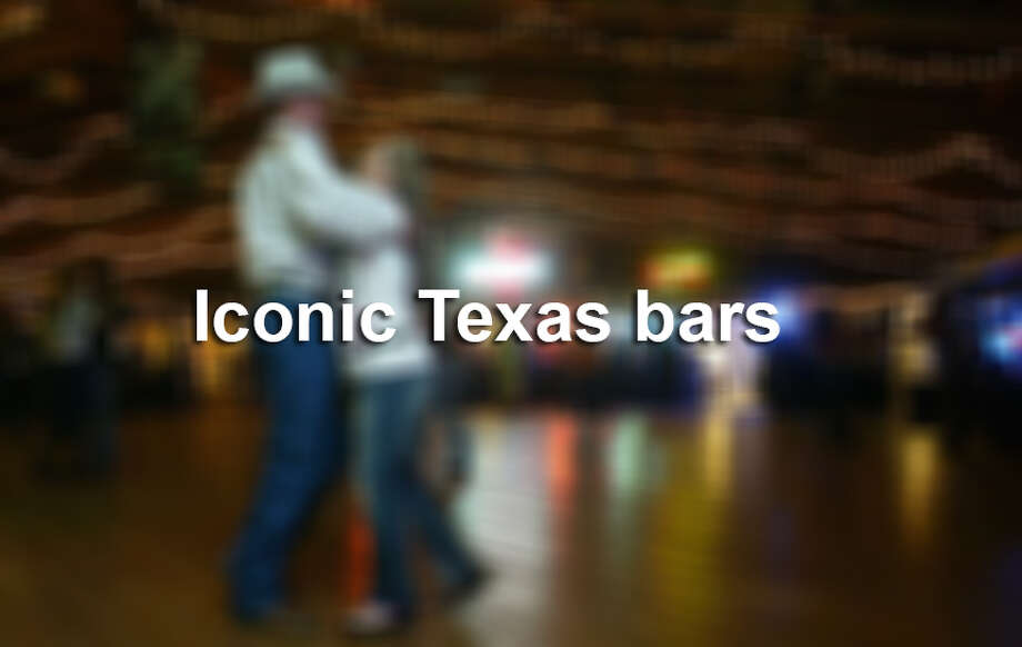 Iconic Texas bars you should visit. Photo: File