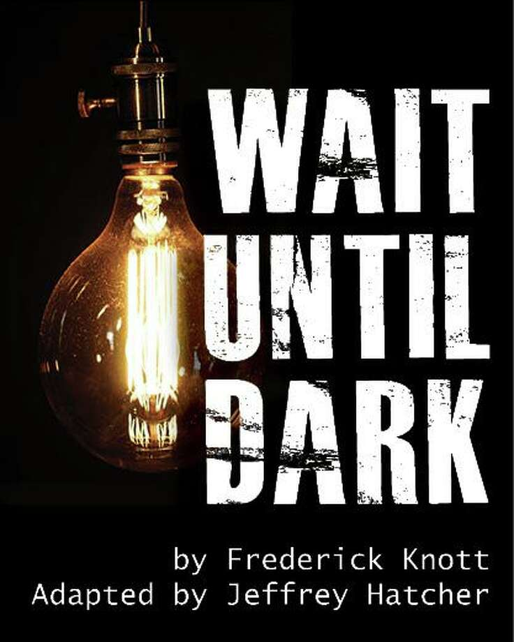 'Wait Until Dark' presented by the Warner Stage Company, opens Sept. 21 at the Warner Theatre in Torrington. Photo: Contributed Photo