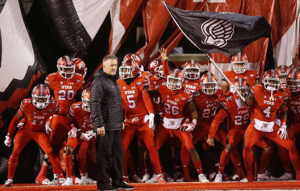 1. Utah Utes The Utes opened their season with a resounding 30-12 victory over the BYU Cougars on the road. While BYU isn't the best opponent, playing in Provo is always tough enough to keep Utah at the top of our rankings. Tyler Huntley was unremarkable in the passing game, but Zack Moss controlled the game by rushing for a whopping 187 yards - good for 6.44 yards per carry. Perhaps more importantly, Utah's ferocious defense grabbed a pair of pick-sixes and held BYU to under 300 yards of total offense.