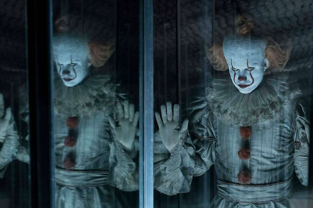 Bill Skarsgard returns as the evil clown Pennywise for one last scare in
