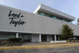 An exterior shot of Lord & Taylor in March 2019 in Stamford, Connecticut. On Aug. 28, 2019, Hudson's Bay announced plans to sell Lord & Taylor to the Le Tote online clothing subscription service for $100 million.