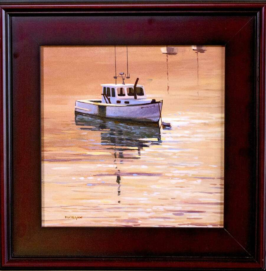 Small Journeys, Maritime Art by Milford artist Brechin Morgan exhibit runs through Sunday, Sept. 29, with an opening reception Saturday, Sept. 7, from 2-6 p.m. The exhibit takes place at Gilded Lily Gallery, 101 River St. Free and open to the public. For more information, call 203-878-7007 or visit gildedlilygallery.com. Photo: Contributed Photo