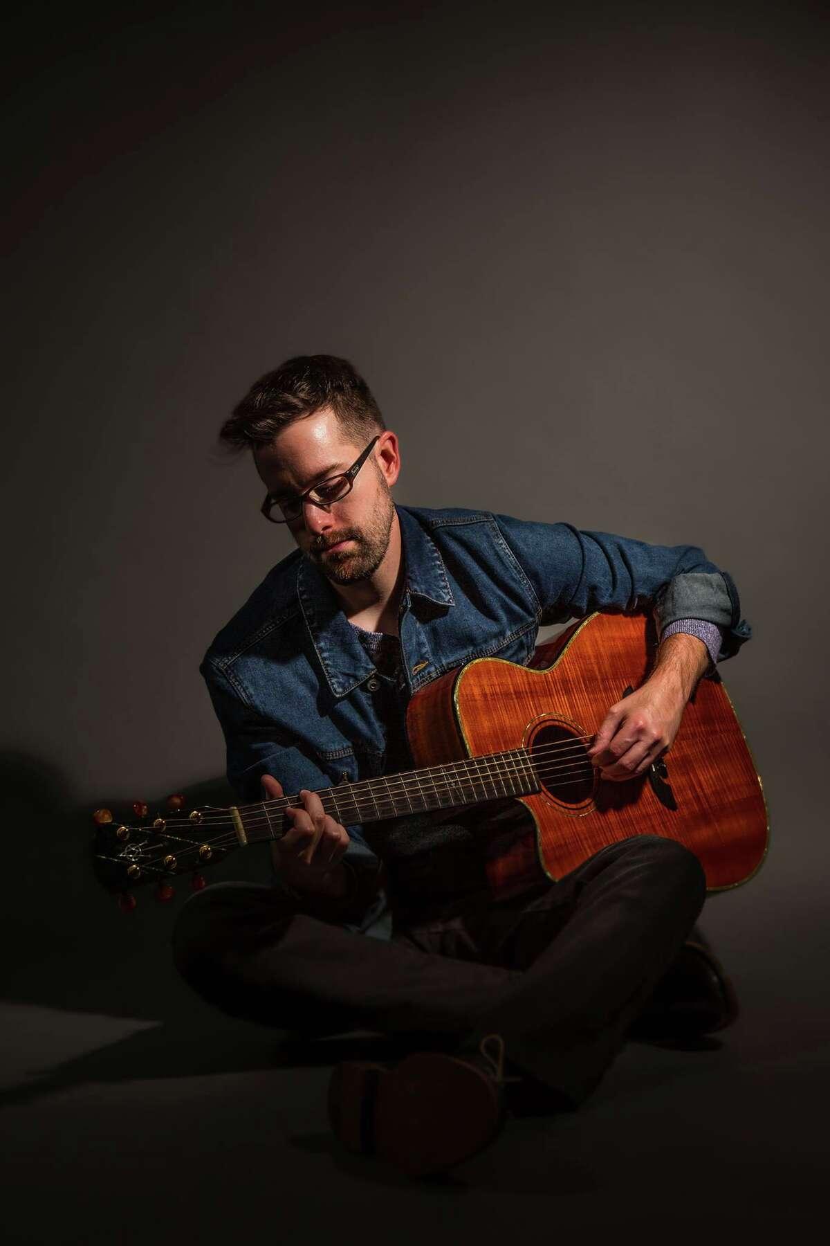 Singer-songwriter John Guidroz hails from Lake Charles.