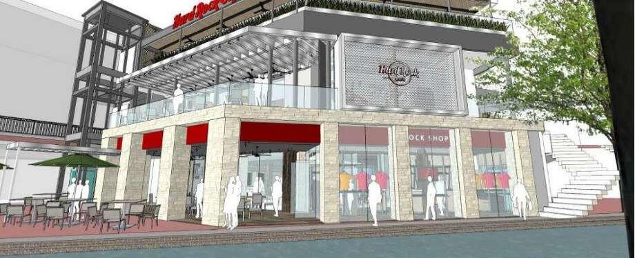 Hard Rock International is putting nearly $7 million into renovating its San Antonio cafe on the River Walk. Photo: Courtesy Of Hard Rock International