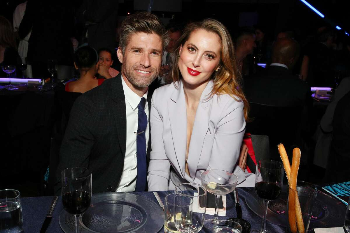 NEW YORK, NEW YORK - MAY 15: Kyle Martino and Eva Amurri Martino attend the BAM Gala 2019 on May 15, 2019 in New York City. (Photo by Astrid Stawiarz/Getty Images for BAM)