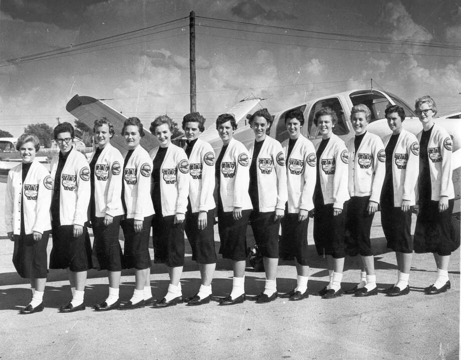 The Wayland Baptist Hutcherson Flying Queens helped shape game of women's basketball throughout their successful run. The Flying Queens of 1948-1982 will be inducted into the Naismith Memorial Basketball Hall of Fame on Sept. 6 in Springfield, Mass. Photo: Courtesy Photo/WBU Athletics