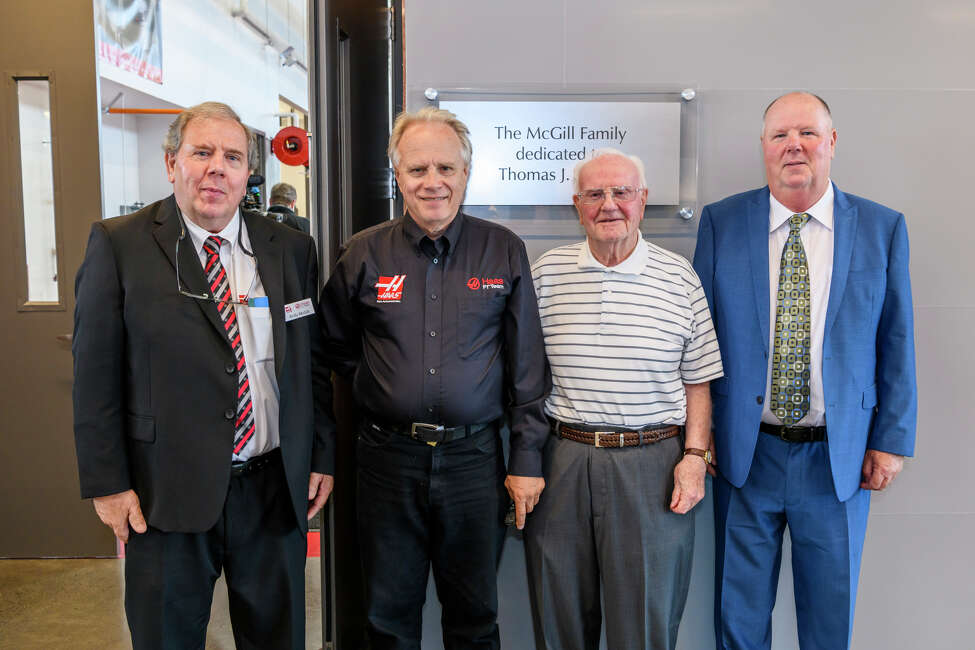 Were you Seen at the Grand Opening of Hudson Valley Community College's Center for Advanced Manufacturing Skills on Monday, Aug. 26, and Tuesday, Aug. 27, 2019, in Troy, N.Y.?