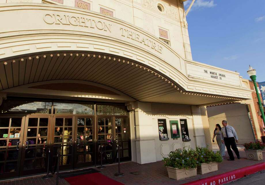Conroe city officials are considering a request for a $326,000 loan from the Crighton Foundation for the preservation of the historic theater in downtown Conroe. Photo: Jason Fochtman, Houston Chronicle / Staff Photographer / Houston Chronicle