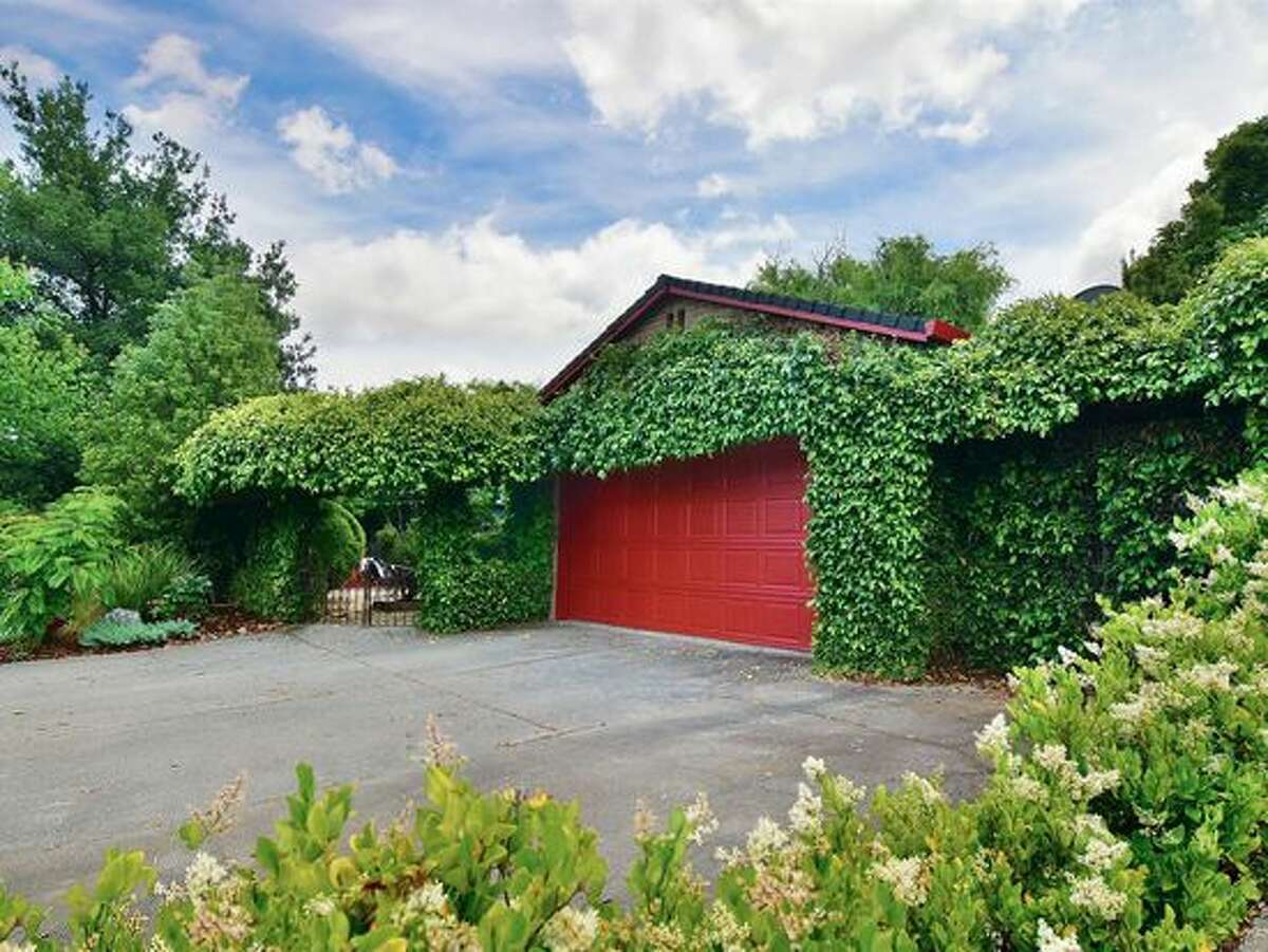 Realtor Thomas Henthorne was among the only people looking at this home during Marin's sleepy selling period, and he bought for less than its market value