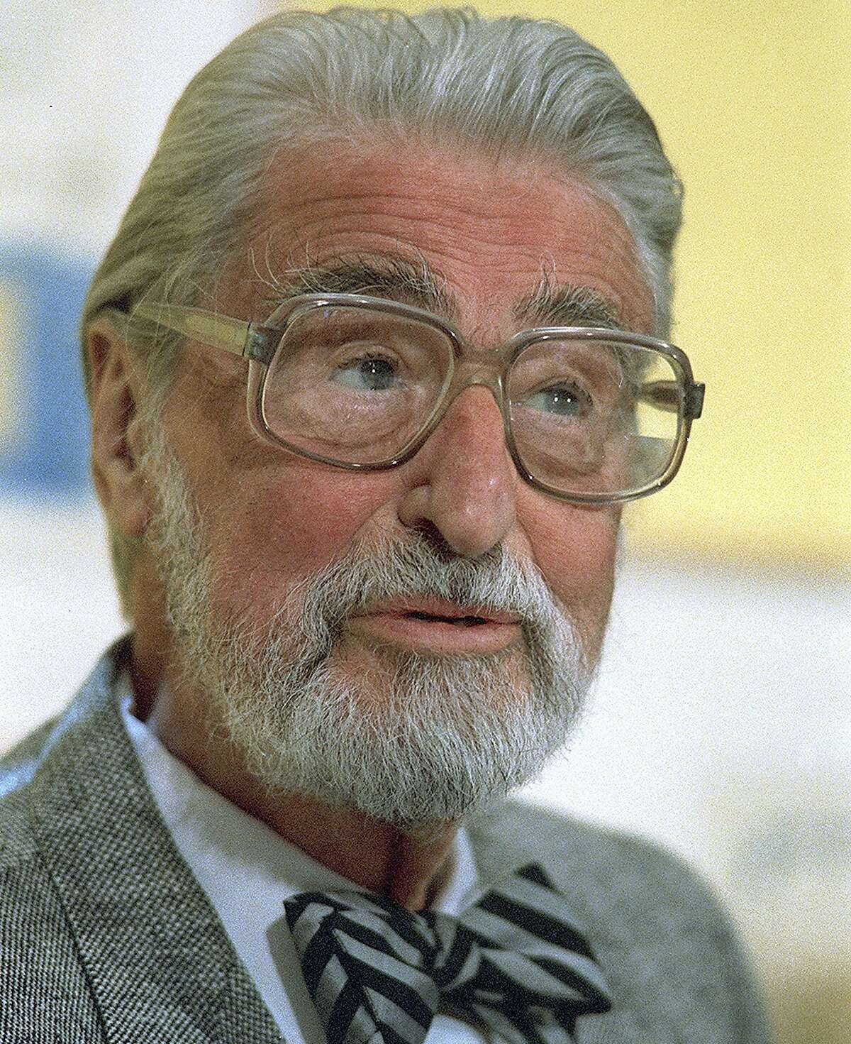 Theodore Seuss Geisel, known as Dr. Seuss, published