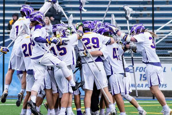 UAlbany has earned titles in the America East and NCAA bids in several sports, including lacrosse, field hockey, and men's and women's basketball. The UAlbany men's lacrosse team beats Denver at Hofstra to reach its first Division I championship weekend onMay 19, 2018.