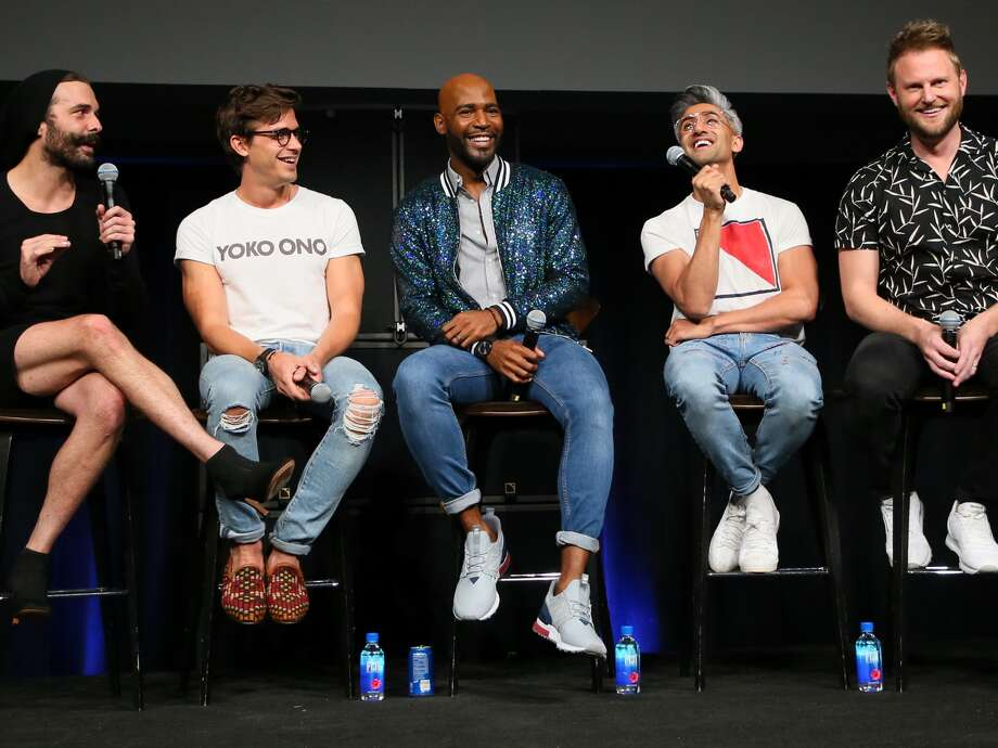 """The popular Netflix show """"Queer Eye"""" may be casting for an upcoming season in the Lone Star State, specifically in Austin and Central Texas. Photo: JB Lacroix/Getty Images"""
