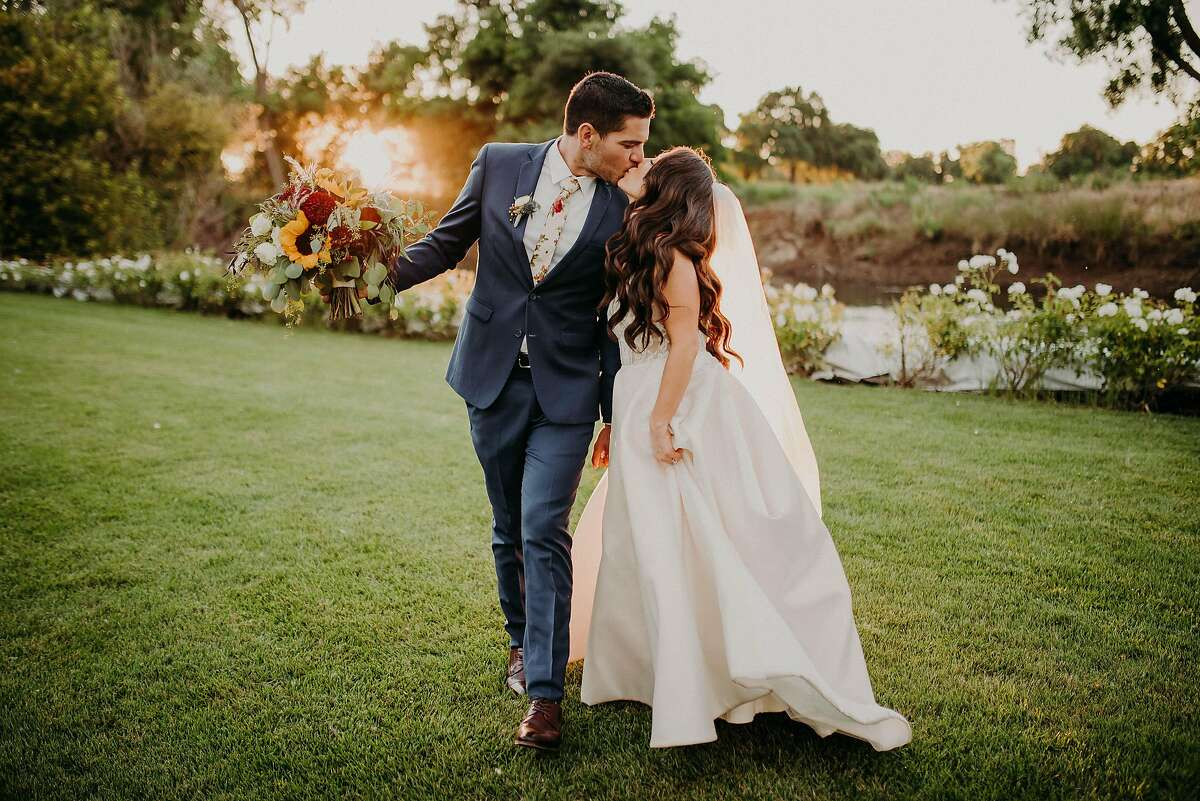 Brittany Vadon-Rodriguez and Jacob Rodriguez were married at Viaggio Estate and Winery, which offers offers all inclusive wedding packages.