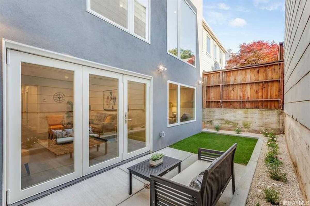 Michelle Wie's new San Francisco home.