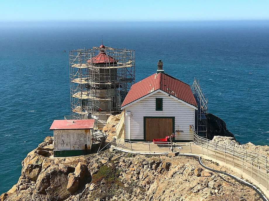 After being closed for more than a year for reconstruction, Point Reyes is tentatively projected to reopen to the public on Oct. 1 Photo: Courtesy National Park Service