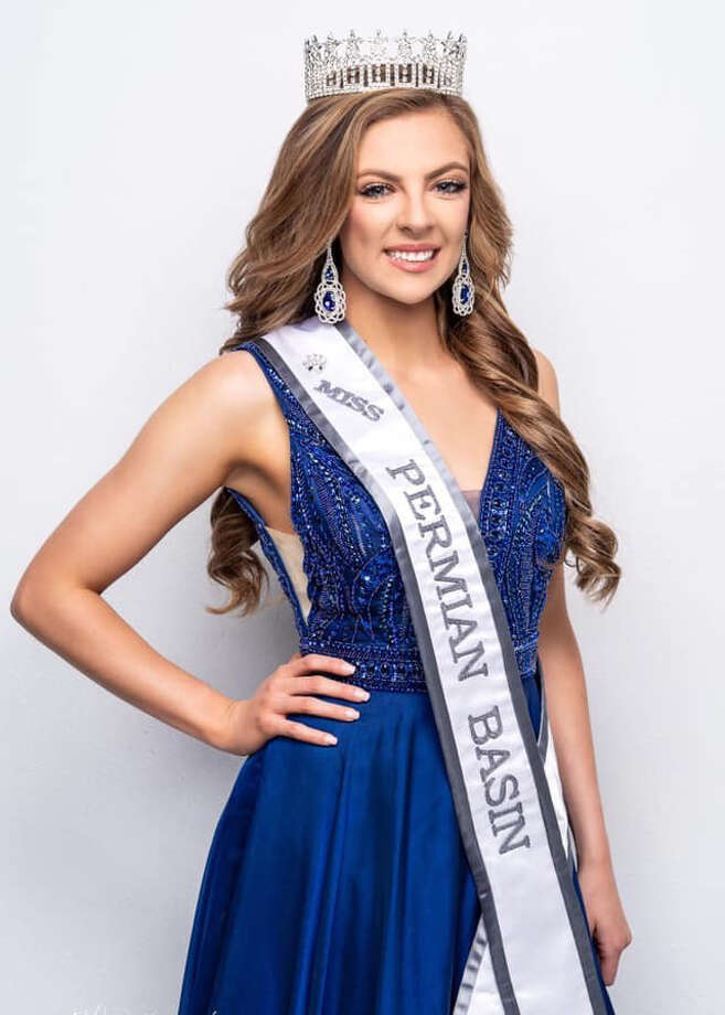 Midland High graduate Mackynlie Conklin will be vying for the title of Miss Texas this weekend in Houston. Photo: Courtesy Photo