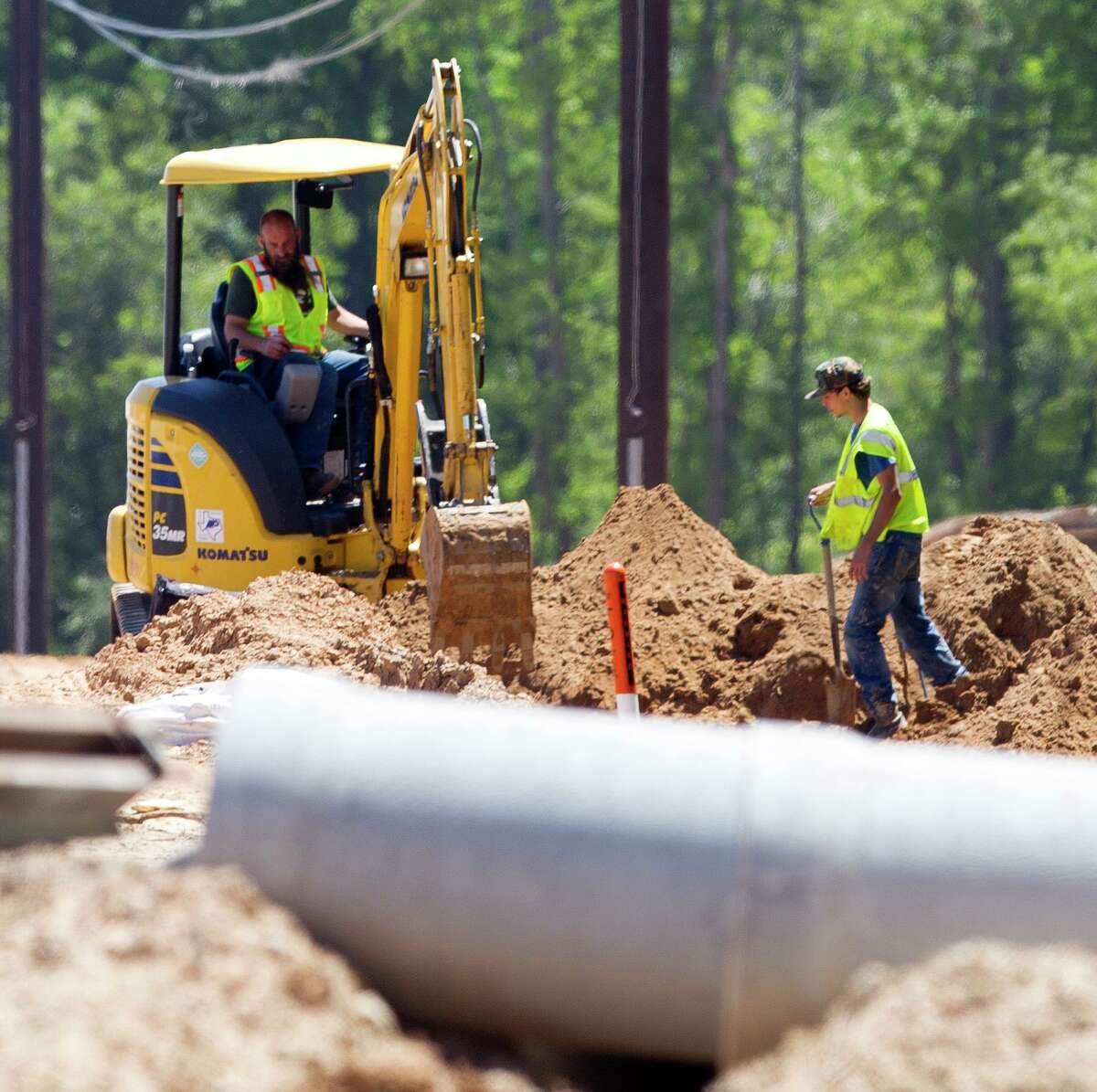 Harris County increased the minimum prevailing wage for construction laborers working on county contracts to $15 per hour, and added other workforce protections.