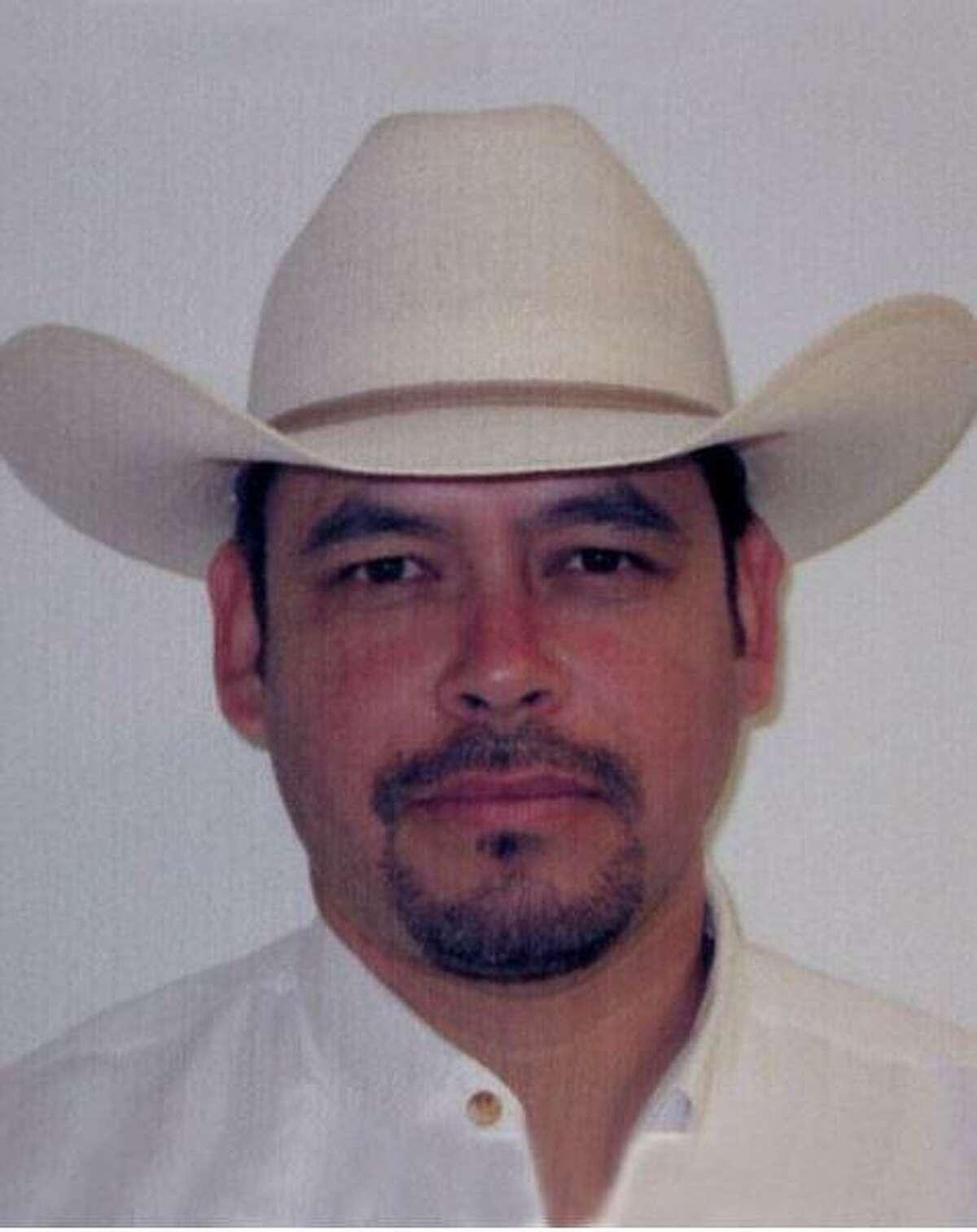 Kimble County Sheriff Hilario Cantu