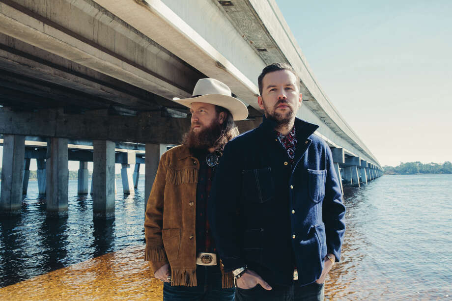 Brothers Osborne are embarking on a lengthy tour that includes a mix of festival dates and headlining shows -- rather than supporting a more established act. They perform in Midland today at Security Bank Ballpark with Kendell Marvel opening. Photo: Courtesy Photo