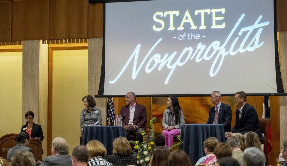 The State of the Nonprofits was held Wednesday, August 28, 2019 at the Petroleum Museum. Photo: Jacy Lewis/Reporter-Telegram