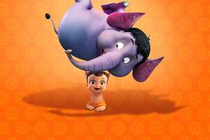 """""""Mighty Little Bheem"""" is an animated series developed in India that has become a hit for Netflix. (Netflix/TNS)"""