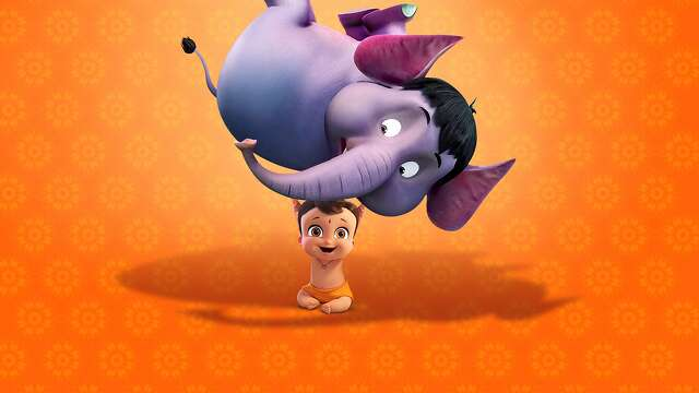Cartoon baby from India a global hit for Netflix