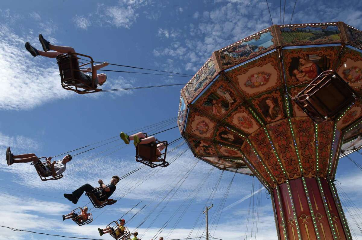 It's still county fair season. The Schaghticoke Fair, Fonda Fairand Columbia County Fair run through Monday.