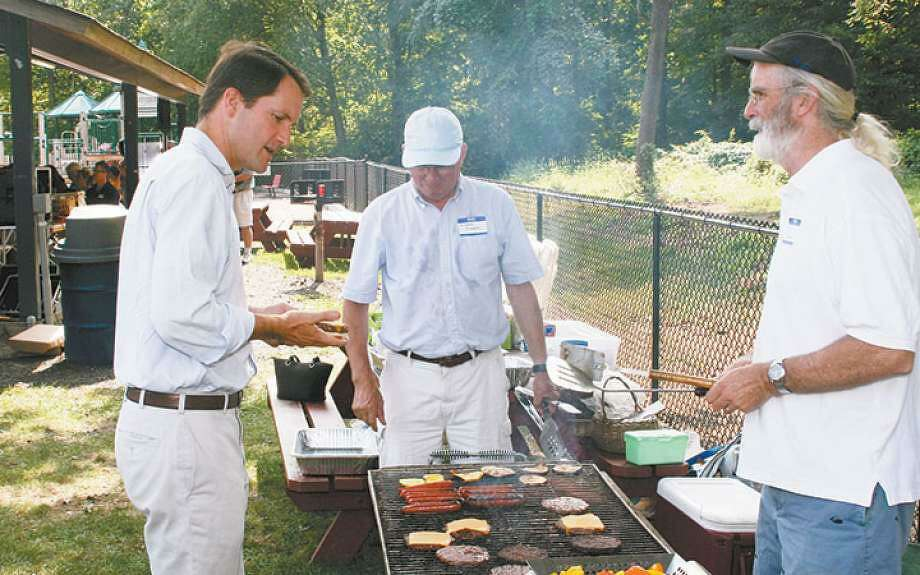 Wilton Democrats will have their annual barbecue on Saturday, Sept. 7. Photo: /