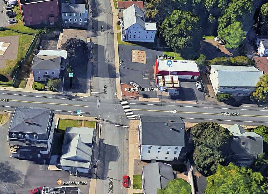 Police are seeking witnesses to a stabbing that may have occurred at an intersection late Wednesday afternoon on Aug. 28, 2019. Officers responding to a report of a stabbing at the intersection of Union Street and Ward Street at around 6 p.m. found a male victim with a stab wound to the chest, reports said. Photo: Google Street View