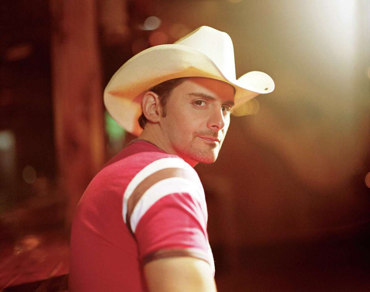 PAISLEY LOOK: Country singer Brad Paisley will perform at XFinity Theatre in Hartford Thursday, Aug. 29, a 8 p.m. with Chris Lane and Riley Green. Tickets are at LiveNation.com.