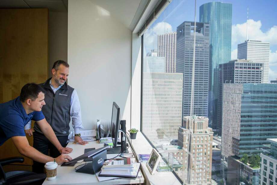 Houston oilfield water data firm Sourcewater has landed more than $7.2 million of investment following a private stock sale. Photo: Mark Mulligan, Houston Chronicle / Staff Photographer / © 2019 Mark Mulligan / Houston Chronicle