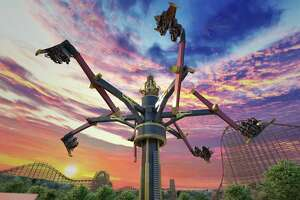 Six Flags Fiesta Texas is planning to open a new ride called Daredevil Dive Flying Machines next summer.